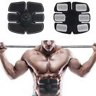 Abdominal Muscle Toner Body Toning Fitness Training Gear Abs Training Belt Fresh