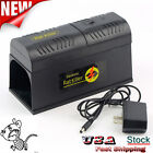 Electronic Mouse Trap Victor Pest Control Rat Killer Electric Zapper Rodent US