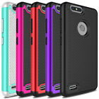 For ZTE Blade Z Max/ Blade Zmax Pro 2 Case Shockproof Armor Hybrid Phone Cover