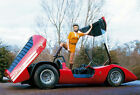 1969 Fiat Abarth 2000 #2 - Promotional Photo Poster