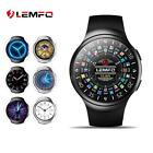 Steep Quality Sport Wifi BT GPS Pedometer Boldness Rate 3G Smartwatch Best Gift I2S7