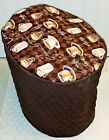 Chocolate Brown Coffee Cover for B40 B45 K45 B60 K65 Keurig Brewing System ***
