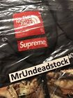 Supreme X The North Face Nuptse Puffer Jacket Leaf / leaves Camouflage X-Large