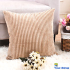 Velvet Throw Cushion Pillow Case Cover 18x18 24x24 26x26 12x20 Covers Decorative