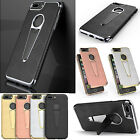 For iPhone 8 & 8 PLUS Rubber IMPACT Torch Hybrid KICKSTAND Hard Case Phone Cover
