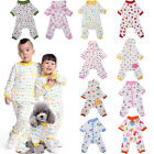 Внешний вид - Fitwarm Cute Dog Pajamas Pet Clothes for Small Dog Shirt Jumpsuit Jammies XS-XL