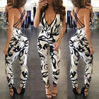 Style Women Lady Clubwear Summer Playsuit Bodycon Party Jumpsuit Romper Trousers