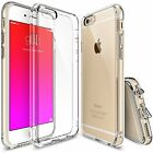 iPhone 6S Plus Case, Ringke [Fusion] Shockproof Protective Crystal Clear Cover