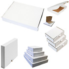 Large Envelope Shipment Shipping Cartons 350 X 250 X 20 mm Box DIN A4 White