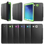 For Samsung Galaxy Tab A S2 S3 E T560 Shockproof Smart Cover Soft Silicone Case