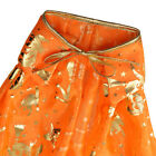 Kids Halloween Cape Children Cloak Costume Pumpkin Style Cape for Boys Girls