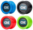 Внешний вид - ONE Yo Yo From The YoYoFactory Blue,Red,Black Or Green + 3 FREE NEON STRINGS