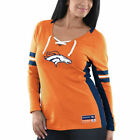 Denver Broncos Majestic 17 Womens Winning Style T-Shirt