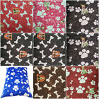 DOG BED PET MAT PAD QUILT FILLED CUSHION ZIPPED WITH COVER LARGE EXTRA BIG XL