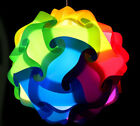 Infinity Lights 24 Colors 3 Sizes LuvaLamp Party DIY IQ Jigsaw Puzzle Lamp USA