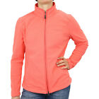 Schöffel Leona Damen Fleecejacke Jacke Outdoorjacke Orange