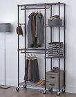 Trinity Mobile 41&quot; Garment Rack <br/> Direct from Wayfair