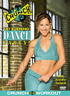 CRUNCH FAT BURNING DANCE PARTY JENNIFER GALARDI WORKOUT EXERCISE DVD