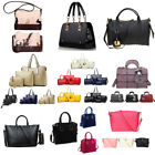 Women Leather Handbag Shoulder Purse Satchel Messenger Crossbody Bag Tote Wallet