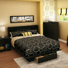 South Shore Holland Queen Platform Bed