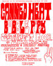 Canned Heat - Bubble Puppy - Pather Hall - Fort Worth TX - 1969 - Concert Poster