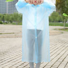 Chic Portable Non-disposable Waterproof Hoodied Raincoat Poncho for 7-12T Kids
