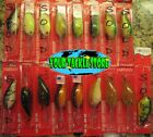 Bill Norman Lures DD22 GDD22 SDD22 Suspend NIP Discontinued You pick color & qty