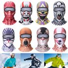 Halloween Winter Windproof Fleece Warm Ski Motorcycle Balaclava Full Face Mask