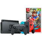 Nintendo Switch + Nintendo Switch Pro Controller + Super Mario Odyssey