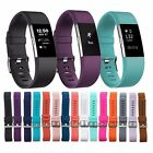 For Fitbit Charge 2 Wristband Secure Bracelet Strap Metal Buckle Replacement