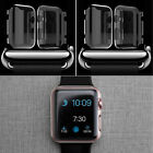 For Apple Watch Series 2 Ultra Thin Clear Waterproof Protective Case Cover 38mm