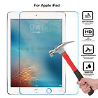 Premium Tempered Glass Screen Protector Cover Accessory For Apple iPad Tablet PC