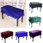 purple comfy chair - Pop Piano Stool Cover Chair Bench Seat Comfy Cloth Single/Double Size S