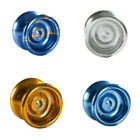 Внешний вид - Yomega Maverick Yo Yo Blue Silver Gold and Blue Splash + 3 Neon String YEL/OR/GR