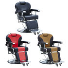 All Purpose Hydraulic Recline Barber Chair Spa Salon Shampoo Equipment 3 Color