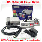 HDMI Retro  NES Mini Undying Built in 600 Racket Cheer up+2 Controllers US Estimate