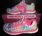 """NWT $75 Womens SKECHERS Flex Appeal """"Limited Edition"""" Memory Foam Shoes: Size 9"""