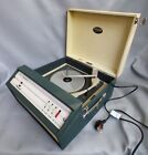 A VERY NICE DANSETTE MONARCH RECORD PLAYER c1960.*CLEANED, RE WIRED, GOOD SOUND*