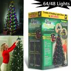 Dazzler LED Ball Fairy Light Shower Christmas Tree Animated Lamp Xmas Decor AU