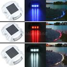 Solar Light Light Sense LED Road Stud Lamp for Garden Landscape Street USA S6E4