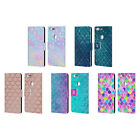 HEAD CASE DESIGNS MERMAID SCALES LEATHER BOOK WALLET CASE FOR GOOGLE PHONES