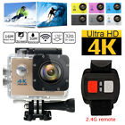 Waterproof Ultra 4K SJ9000 Wifi 1080P HD Sports Action Camera DVR DV Camcorder