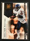 2012 Panini Momentum Football Walter Payton Game Used Jersey Card /199