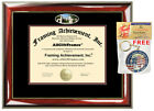 Indiana University Diploma Frame campus photo College Bloomington Degree Gift