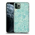 OFFICIAL MICKLYN LE FEUVRE FLORAL PATTERNS BACK CASE FOR APPLE iPHONE PHONES