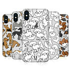 HEAD CASE DESIGNS DOG BREED PATTERNS 4 HARD BACK CASE FOR APPLE iPHONE PHONES