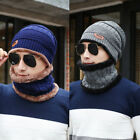 Men Women Hat Hip-Hop Wool Knitted Ski Cap Skull Warm Winter Cuff Unisex Beanie