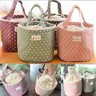 Portable Picnic Insulated Thermal Cooler Lunch Box Carry Tote Storage Bag Case J