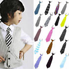 Внешний вид - Studern School Boys Kids Tie Children Baby Wedding Party Formal Ball Tie Necktie