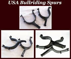 USA Bull Riding Spurs-models 462, 472, 488 & 505-PBR-PRCA-Rodeo